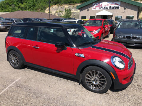 2013 MINI Clubman for sale at Gilly's Auto Sales in Rochester MN