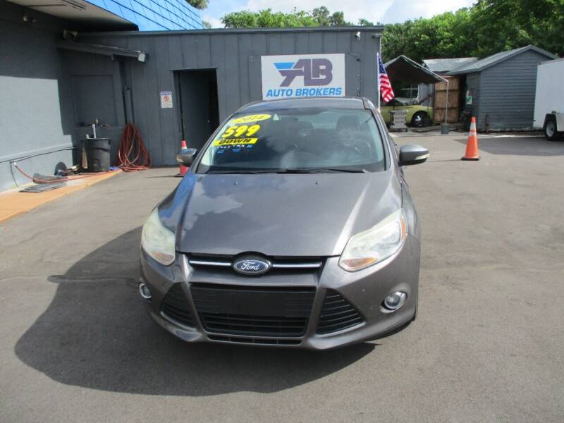 2014 Ford Focus for sale at AUTO BROKERS OF ORLANDO in Orlando FL