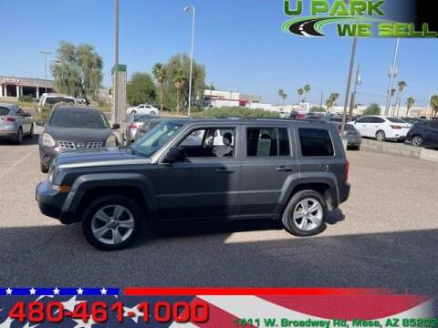 2012 Jeep Patriot for sale at UPARK WE SELL AZ in Mesa AZ