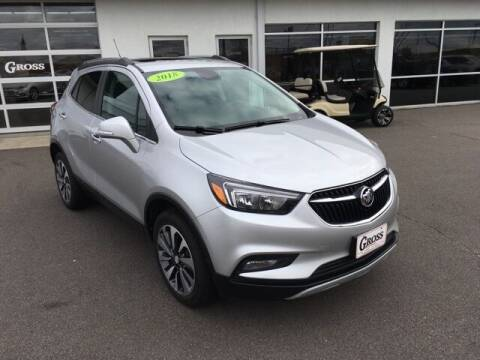 2018 Buick Encore for sale at Gross Motors of Marshfield in Marshfield WI