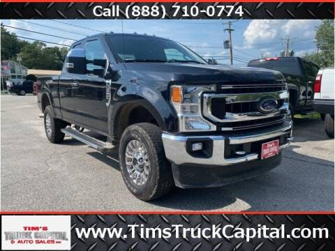 2020 Ford F-250 Super Duty for sale at TTC AUTO OUTLET/TIM'S TRUCK CAPITAL & AUTO SALES INC ANNEX in Epsom NH
