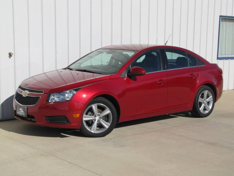 2013 Chevrolet Cruze for sale at Lyman Auto in Griswold IA
