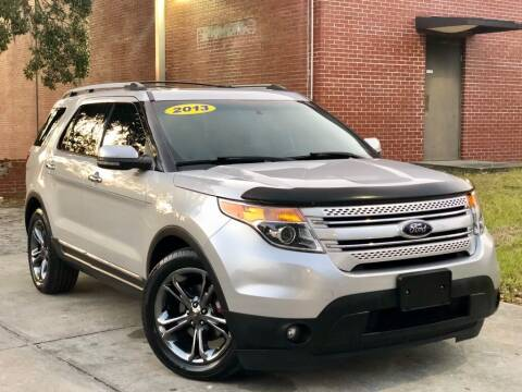 2013 Ford Explorer for sale at Unique Motors of Tampa in Tampa FL