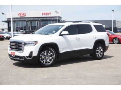 2020 GMC Acadia for sale at FREDY USED CAR SALES in Houston TX