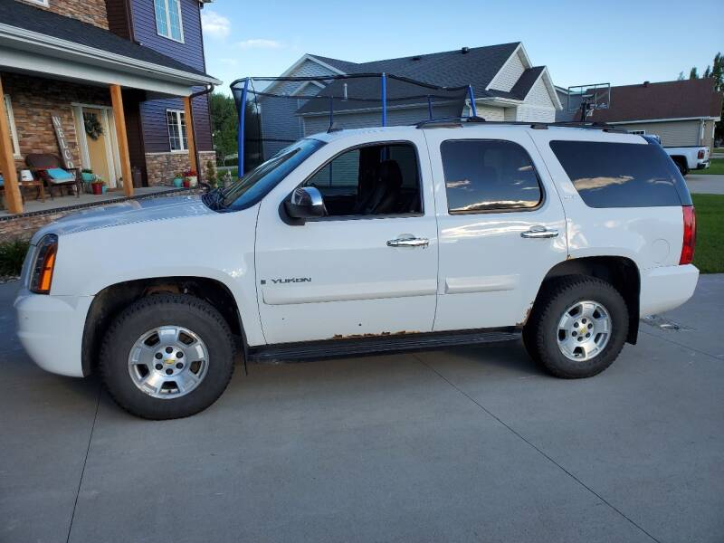 2008 GMC Yukon for sale at GOOD NEWS AUTO SALES in Fargo ND