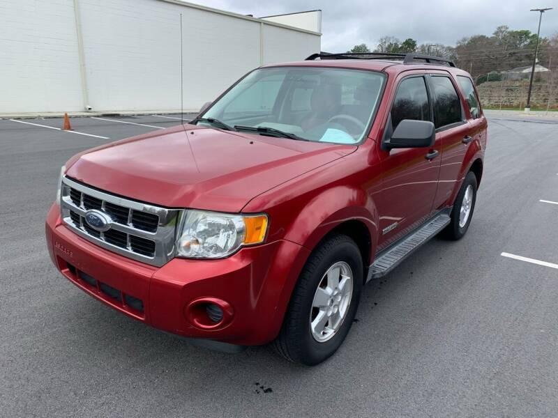 2008 Ford Escape for sale at Allrich Auto in Atlanta GA