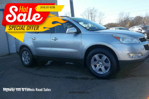 2009 Chevrolet Traverse for sale at Highway 100 & Loomis Road Sales in Franklin WI