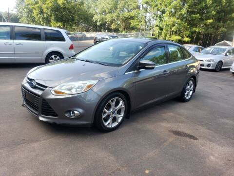 2012 Ford Focus for sale at GA Auto IMPORTS  LLC in Buford GA
