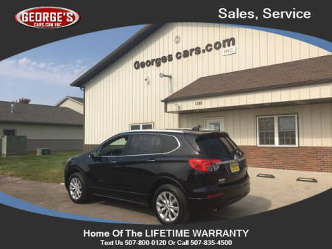 2017 Buick Envision for sale at GEORGE'S CARS.COM INC in Waseca MN