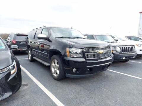 2012 Chevrolet Suburban for sale at Jeff D'Ambrosio Auto Group in Downingtown PA