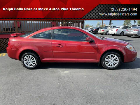 2010 Chevrolet Cobalt for sale at Ralph Sells Cars at Maxx Autos Plus Tacoma in Tacoma WA