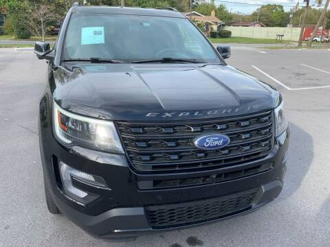 2017 Ford Explorer for sale at Consumer Auto Credit in Tampa FL