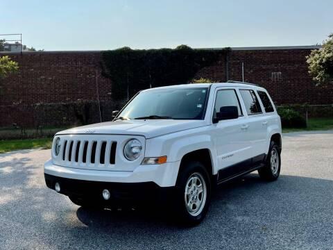 2016 Jeep Patriot for sale at RoadLink Auto Sales in Greensboro NC