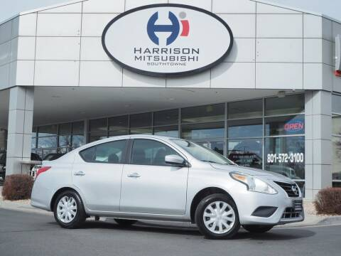 2016 Nissan Versa for sale at Harrison Imports in Sandy UT