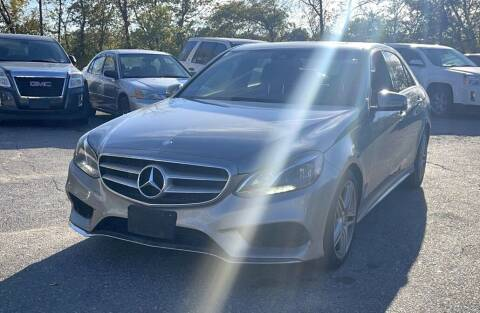 2014 Mercedes-Benz E-Class for sale at Top Line Import of Methuen in Methuen MA
