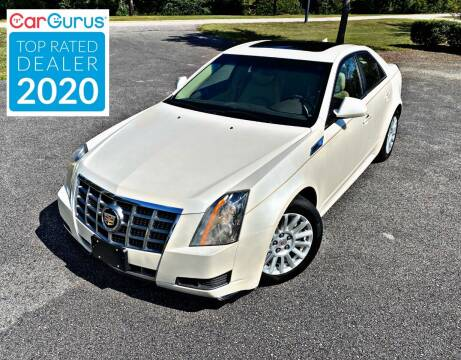 2012 Cadillac CTS for sale at Brothers Auto Sales of Conway in Conway SC