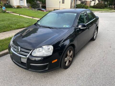 2009 Volkswagen Jetta for sale at Gordon Motor Cars, LLC in Frazer PA
