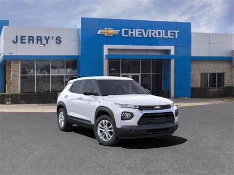 2021 Chevrolet TrailBlazer for sale at Jerry's Buick GMC in Weatherford TX