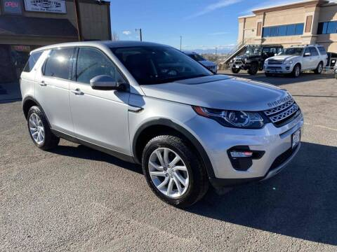 2016 Land Rover Discovery Sport for sale at BERKENKOTTER MOTORS in Brighton CO