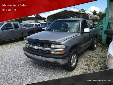 1999 Chevrolet Silverado 1500 for sale at Stevens Auto Sales in Theodore AL