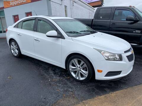 2011 Chevrolet Cruze for sale at All American Autos in Kingsport TN