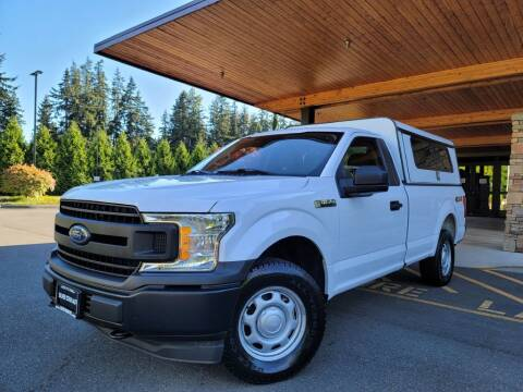 2018 Ford F-150 for sale at Silver Star Auto in Lynnwood WA