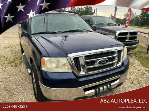 2007 Ford F-150 for sale at ABZ Autoplex, LLC in Baton Rouge LA