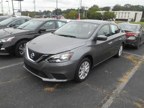 2019 Nissan Sentra for sale at AUTO MART in Montgomery AL