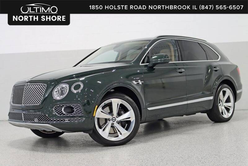 2018 Bentley Bentayga for sale in Northbrook, IL