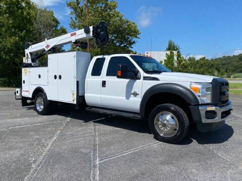 2012 Ford F-550 Super Duty for sale at Heavy Metal Automotive LLC in Anniston AL