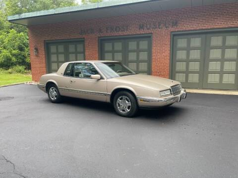 1991 Buick Riviera for sale at Jack Frost Auto Museum in Washington MI