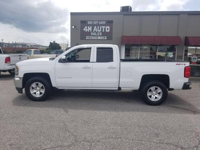 2016 Chevrolet Silverado 1500 for sale at 4M Auto Sales   828-327-6688   4Mautos.com in Hickory NC