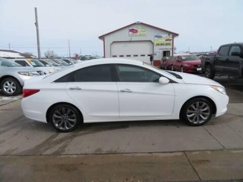 2011 Hyundai Sonata for sale at Jefferson St Motors in Waterloo IA
