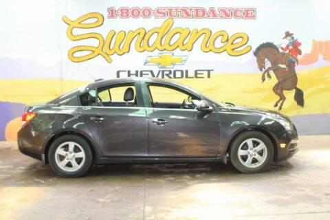 2016 Chevrolet Cruze Limited for sale at Sundance Chevrolet in Grand Ledge MI