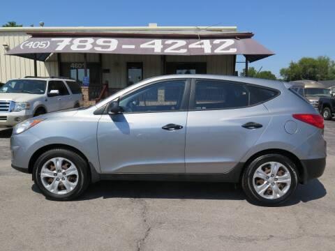 2011 Hyundai Tucson for sale at United Auto Sales in Oklahoma City OK