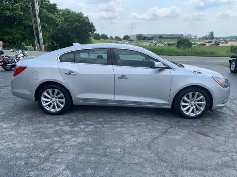 2015 Buick LaCrosse for sale at Westview Motors in Hillsboro OH