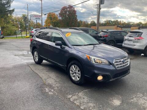 2015 Subaru Outback for sale at JERRY SIMON AUTO SALES in Cambridge NY