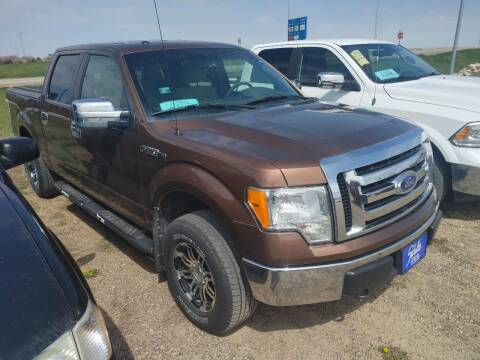 2011 Ford F-150 for sale at BERG AUTO MALL & TRUCKING INC in Beresford SD