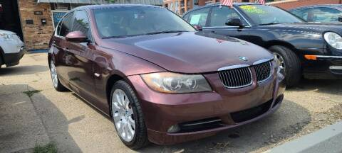 2006 BMW 3 Series for sale at LOT 51 AUTO SALES in Madison WI