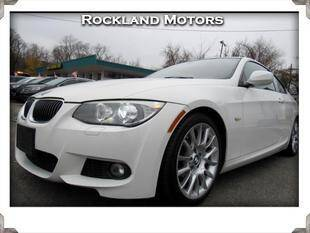 2013 BMW 3 Series for sale at Rockland Automall - Rockland Motors in West Nyack NY