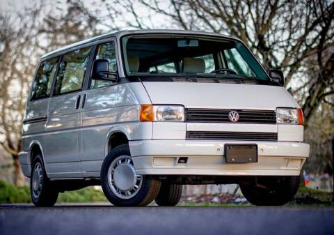 1993 Volkswagen EuroVan for sale at MS Motors in Portland OR