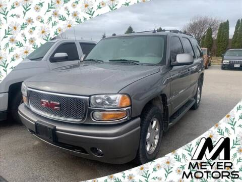 2005 GMC Yukon for sale at Meyer Motors in Plymouth WI