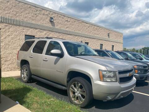 2007 Chevrolet Tahoe for sale at C & I Auto Sales in Rochester MN