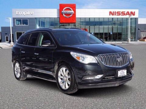 2014 Buick Enclave for sale at EMPIRE LAKEWOOD NISSAN in Lakewood CO