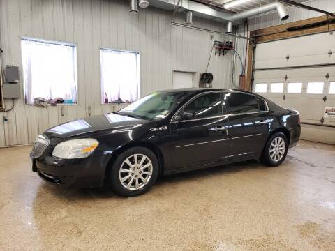 2010 Buick Lucerne for sale at Sand's Auto Sales in Cambridge MN