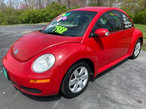 2007 Volkswagen New Beetle for sale at FREDDY'S BIG LOT in Delaware OH