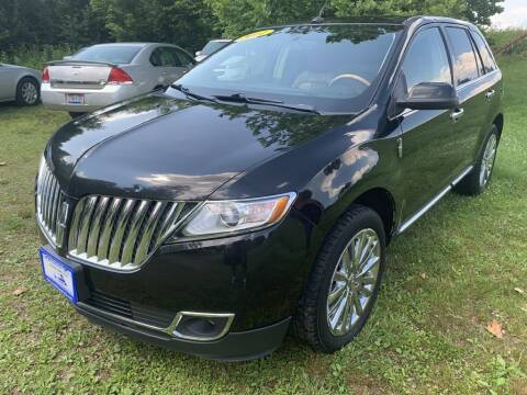 2011 Lincoln MKX for sale at Court House Cars, LLC in Chillicothe OH