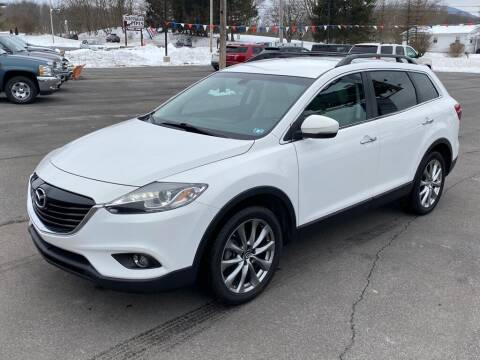 2015 Mazda CX-9 for sale at Alexandria Auto Mart LLC in Alexandria PA