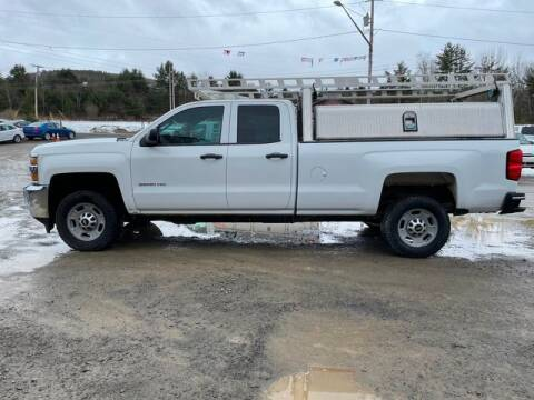 2015 Chevrolet Silverado 2500HD for sale at Upstate Auto Sales Inc. in Pittstown NY
