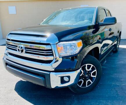 2016 Toyota Tundra for sale at Monterrey Auto Brokers in Decatur GA